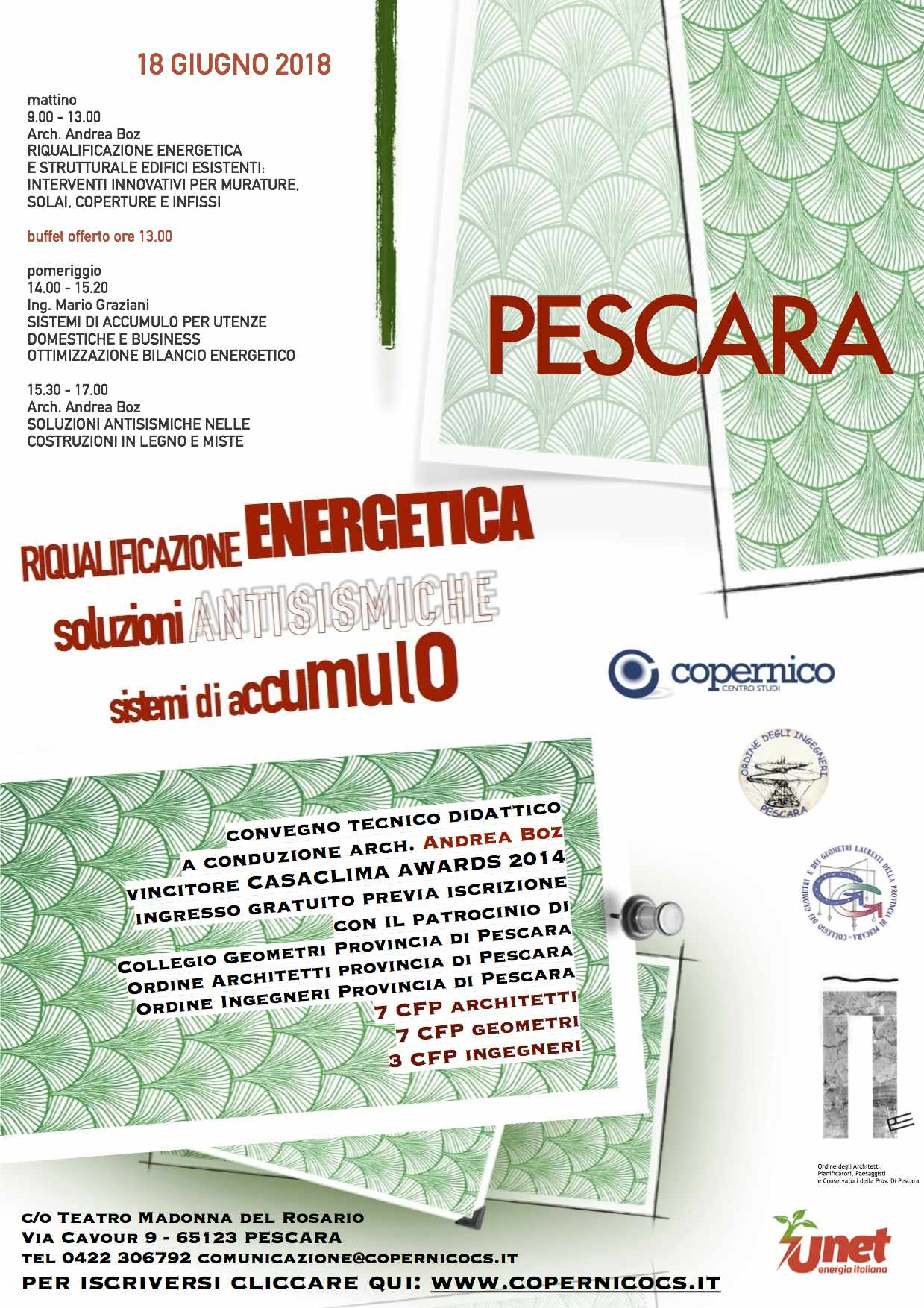 Ordine Architetti Brescia Lavoro corsi formazione a pagamento - copernico centro studi