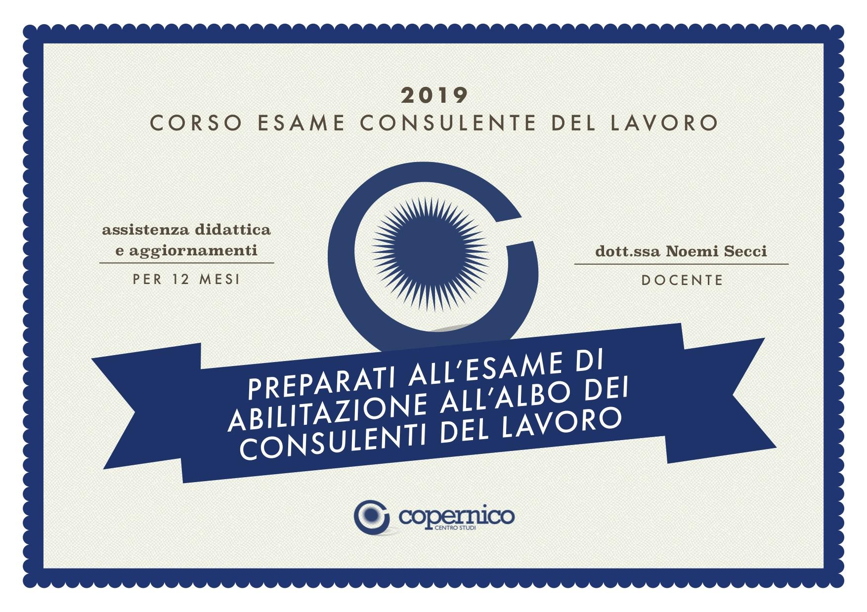 Calendario Pagamento Naspi 2020.Corsi Formazione A Pagamento Copernico Centro Studi